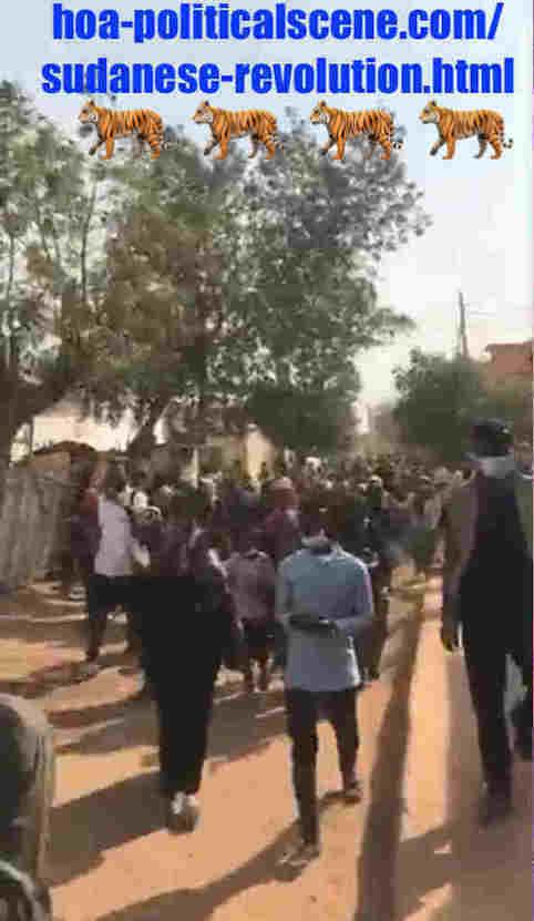 hoa-politicalscene.com/sudanese-revolution.html: Sudanese Revolution: يوميات الثورة السودانية في ديسمبر ٢٠١٨م. Diary of the Sudanese protests in December 2018.