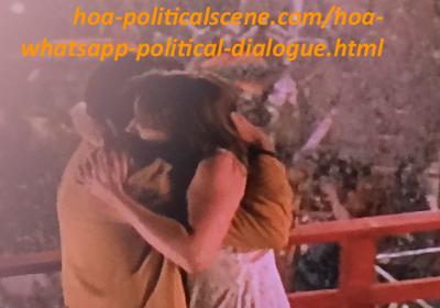 HOA WhatsApp Political Dialogue: In Imagining Argentina. For Movies See TVCinemaApp.com