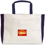 HOAs Journalists' Beach Tote