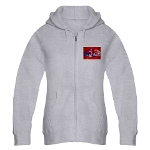 HOAs Journalists Women's Zip Hoodie