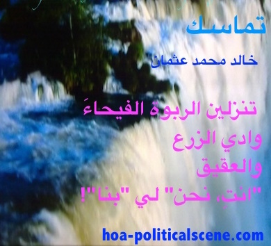 hoa-politicalscene.com - HOAs Literary Scripture: Poetry from
