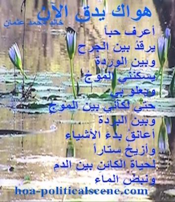 hoa-politicalscene.com - HOAs Literary Scripture: Poetry from