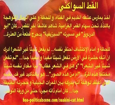 hoa-politicalscene.com - HOAs Literary Works: Short story scripture from the
