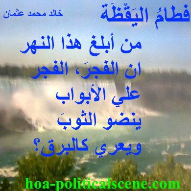 hoa-politicalscene.com - HOAs Literature: Couplet of poetry from