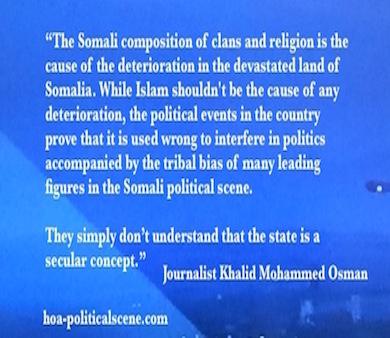 hoa-politicalscene.com - HOAs Literature: Political quote,