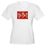 HOA's Poetess V-Neck T-Shirt 2