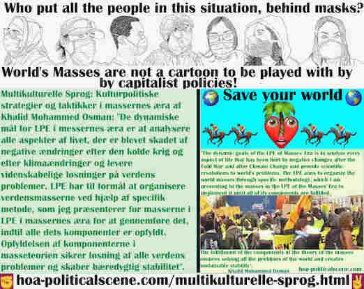hoa-politicalscene.com/multikulturelle-sprog.html - Multikulturelle Sprog: De dynamiske mål for LPE i messernes æra er at analysere alle aspekter af livet, der er blevet skadet af negative ændring ...