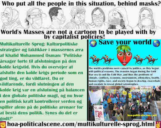 hoa-politicalscene.com/multikulturelle-sprog.html - Multikulturelle Sprog: Politiske årsager førte til afslutningen på den kolde krigstid. Hvis du overvejer at afslutte den kolde krigs periode som...