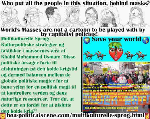 hoa-politicalscene.com/multikulturelle-sprog.html - Multikulturelle Sprog: Disse politiske årsager førte til afslutningen på den kolde krigstid og dermed balancen mellem de globale politiske ...