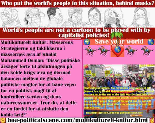 hoa-politicalscene.com/multikulturelt-kultur.html - Multikulturelt Kultur: Disse politiske årsager førte til afslutningen på den kolde krigs æra og dermed balancen mellem de globale politiske magter