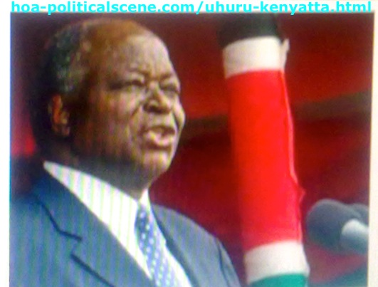 Mwai Kibaki, the Third Kenyan President