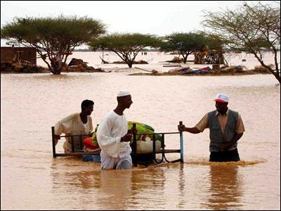 Floods Sudan