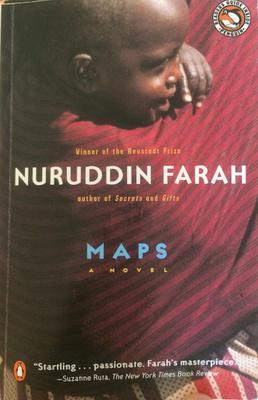 Maps, Nuruddin Farah, Somali Writer, Novelist, Ogaden.