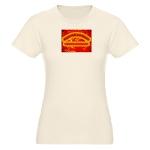 Organic HOA's Refugee Women's Fitted T-Shirt