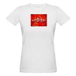 Organic HOA's Refugee Womens T-Shirt