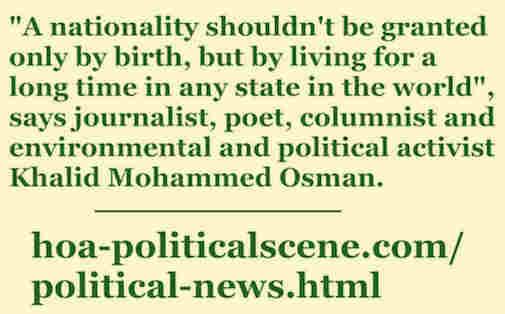 hoa-politicalscene.com/political-news.html: Political News: