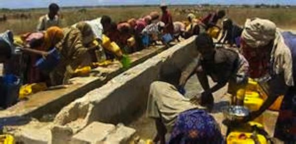 The Somali Sufferance in the Somali News.