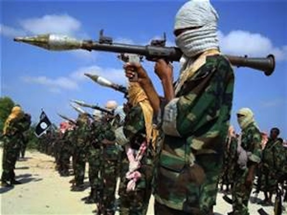The Somali Troublemakers, Al-Shabaab.