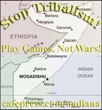 Somali Archives: HOA Map