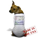 HOA's Squadron of Poets' Dog T-shirt