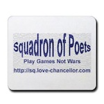 Squadron of Poets Mousepad