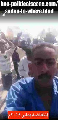 Invitation to Comment: Sudan to Where? Sudanese January 2019 Intifada 264.