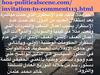 Invitation to Comment 113 Comments: Kenyan Political Problems: Khalid Mohammed Osman's Arabic political quotes 4.