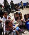 Displaced Ethiopian Amhara