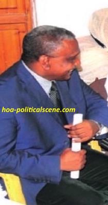 ياسر عرمان في اجتماع التناقضات المسمي بتحالف قوي الاجماع الوطني السوداني - Yasir Arman in the meeting of the Sudanese Alliance for National Consensus Power in Khartoum.