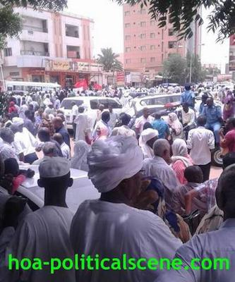 Invitation to Comment 37: Sudanese Bidding Fatima Ahmed Ibrahim Farewell.