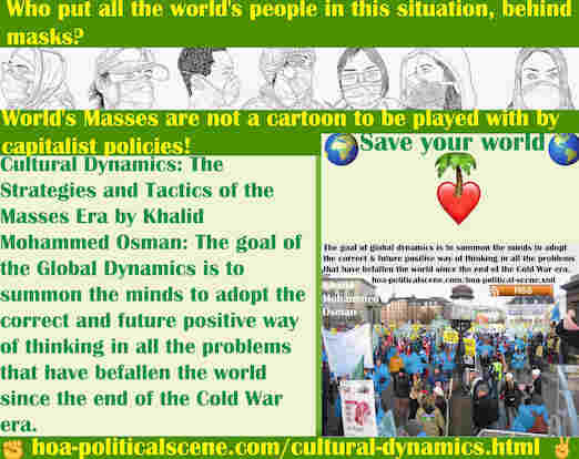 hoa-politicalscene.com/cultural-dynamics.html - Cultural Dynamics: Goal of Global Dynamics is to summon minds to adopt the correct and future positive way of thinking in all the problems of the world.