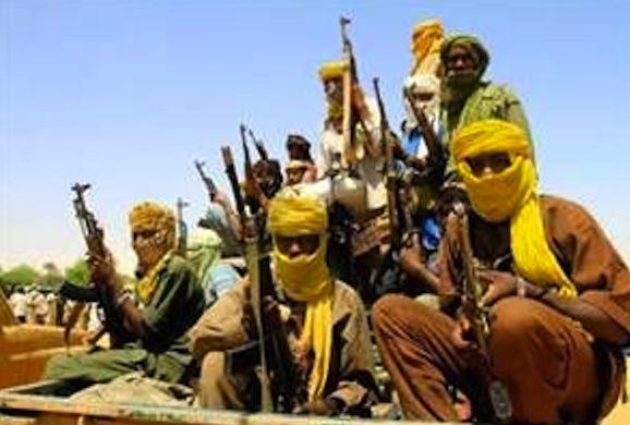 Darfur Crisis: Darfur Rebels.
