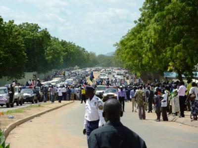 South Sudan Counts Down for Referendum 2011