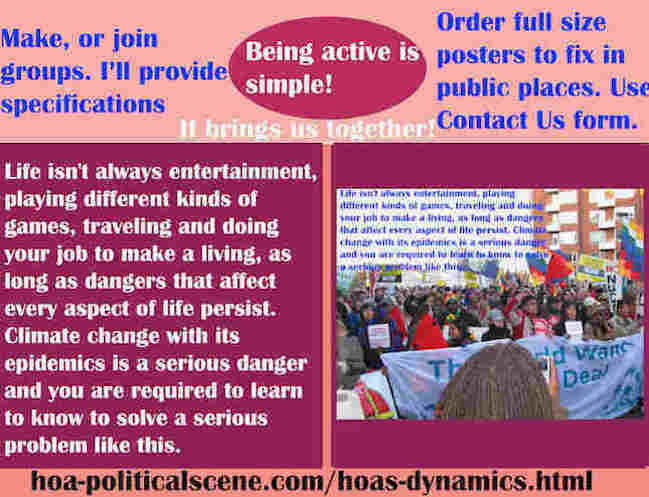hoa-politicalscene.com/hoas-dynamics.html - The Strategies and Tactics of HOA's Dynamics: Life isn't always entertainment, playing different kinds of games, traveling and doing your job to make ...