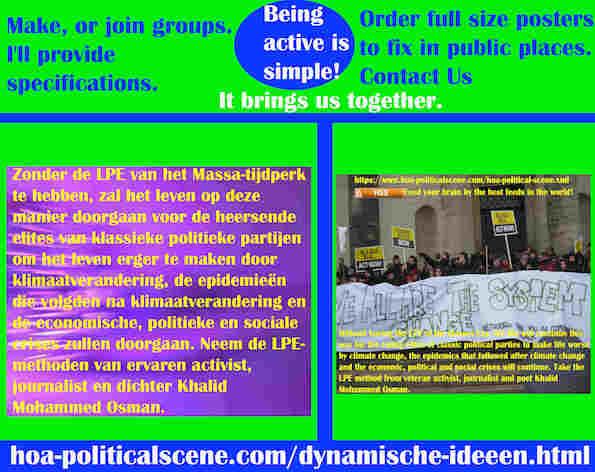 hoa-politicalscene.com/dynamische-ideeen.html - Dynamische ideeën: Zonder de LPE van het Massa-tijdperk te hebben, zal het leven op deze manier doorgaan voor de heersende elites van klassieke...