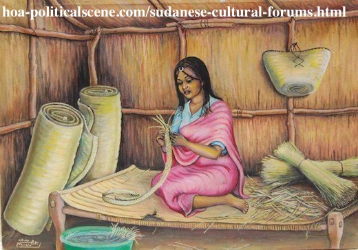 Sudanese Cultural Forums: Eastern Sudanese Arts, Culture and Customs.