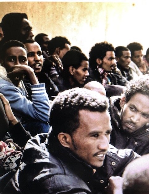 hoa-politicalscene.com/eritrean-refugees.html - Eritrean Refugees: Exposed to dangers including deportation, drowning, raping and torture. Hundreds of reports from Libya are here.