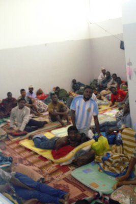 Political Refugees in Libya