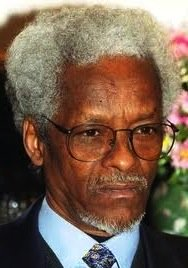 Chadian Political History: Former Chadian President Goukouni Oueddei.