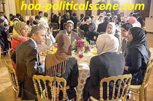 hoa-politicalscene.com/invitation-1-hoas-friends48.html - قبل ان يرحل #اوباما: During a human rights activity, #Obama preferred to take #Ramadan_Breakfast with the #Sudanese_community in #Washington.
