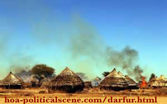 hoa-politicalscene.com - Darfur: Burning peaceful villages in Dar-fur and in any other places in Sudan and fragmenting the one million square miles country into pieces shouldn't be forgivable.