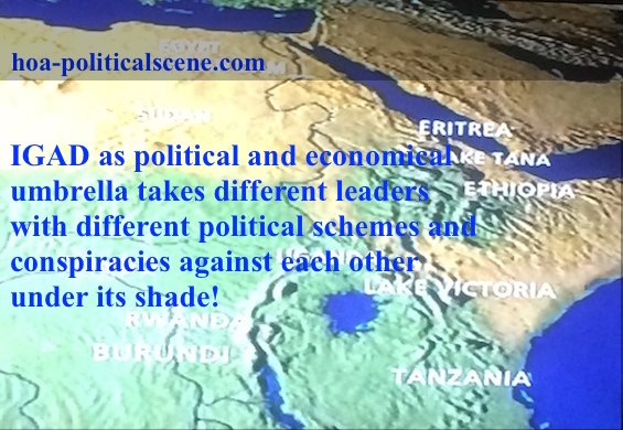 hoa-politicalscene.com - IGAD: shades difficult controversial issues!