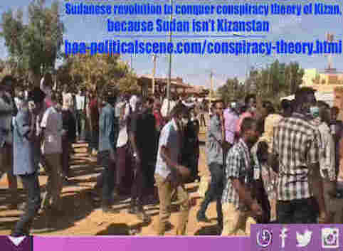 hoa-politicalscene.com/conspiracy-theory.html: The Conspiracy Theory of the Muslim Brothers of Sudan! متى بدأت نظرية التآمر للأخوان المسلمين في السودان؟ Sudanese people protests in January 2019.