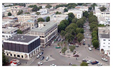 hoa-politicalscene.com/djiboutian-political-problems.html - Djiboutian Political Problems: Overlooking the capital city of Djibouti.