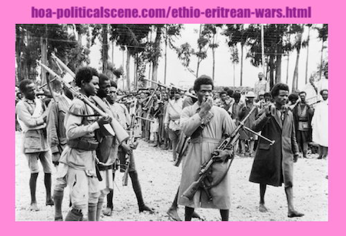 hoa-politicalscene.com/ethio-eritrean-wars.html - Ethio-Eritrean Wars: The all time Ethiopian and Eritrean Wars should come to an end, brothers and sis. You are all blood relations.