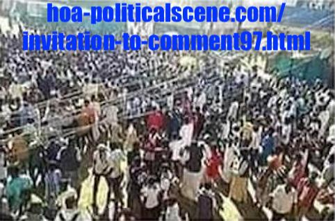 hoa-politicalscene.com/invitation-to-comment97.html: About the Sudanese intifada from December 2018 to January 2019! حول الإنتفاضة السودانية الممتدة من ديسمبر ٢٠١٨م الي يناير ٢٠١٩م.