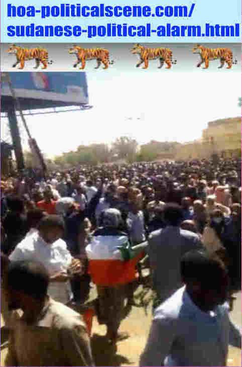 hoa-politicalscene.com/sudanese-political-alarm.html: Sudanese Political Alarm: تنبيهات سياسية سودانية. Revolutionary Ideas. نمو الأفكار الثورية، الثورة السودانية. Sudanese uprising, April 2019.