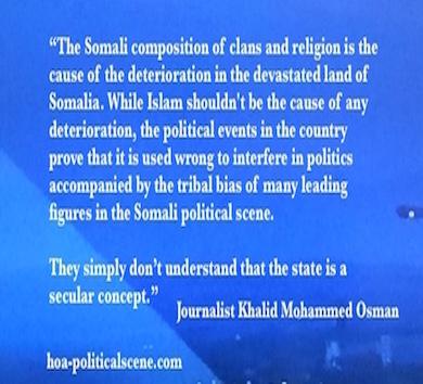 hoa-politicalscene.com - HOAs Literary Scripture: From the political quote