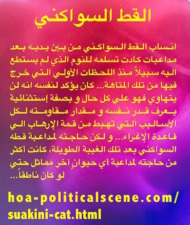 hoa-politicalscene.com - HOAs Literature: Snippet of short story from the
