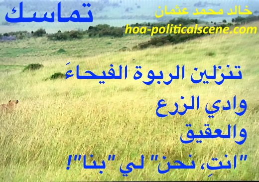 hoa-politicalscene.com/hoas-poetry-posters.html - HOAs Poetry Posters: Couplet of poetry from